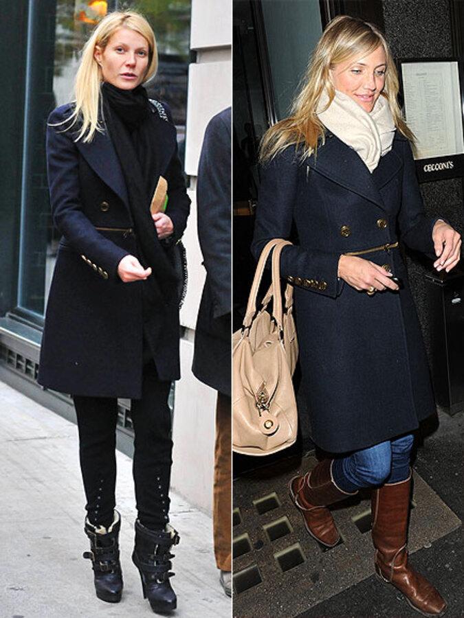 Fashion Battle: Гвинет Пэлтроу и Кэмерон Диаз