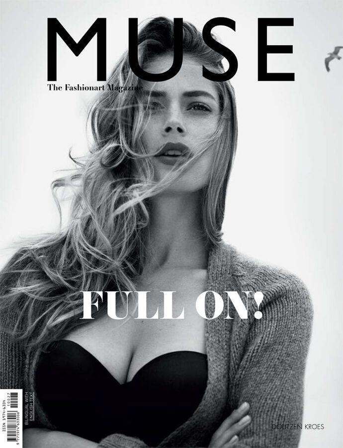 Даутцен Крес и Роуз Бирн в журнале Muse #27. Осень 2011