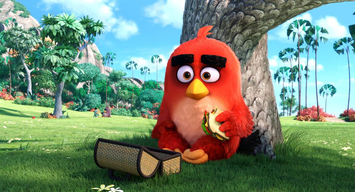 «Angry Birds в кино» и другие премьеры этой недели