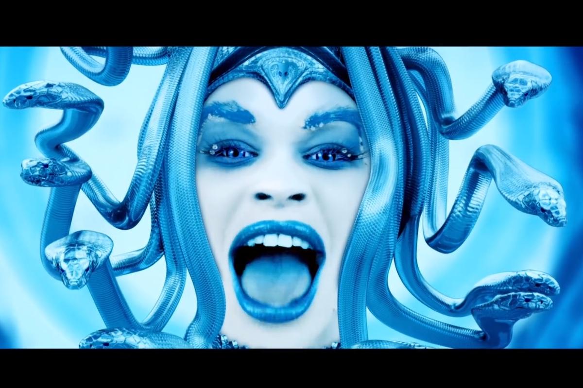 Новый клип Азилии Бэнкс - Ice Princess