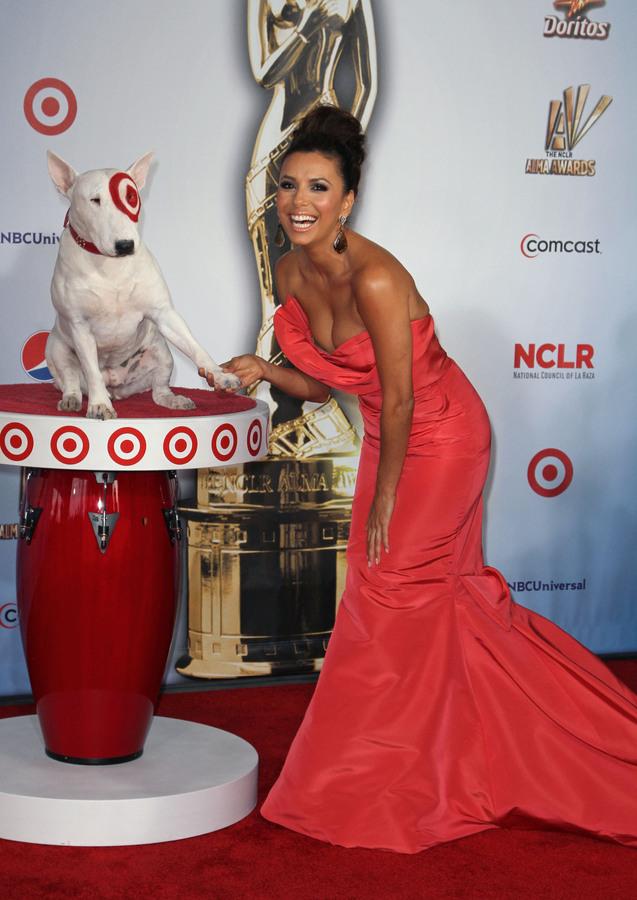 Латинские звезды на церемонии Alma 2011