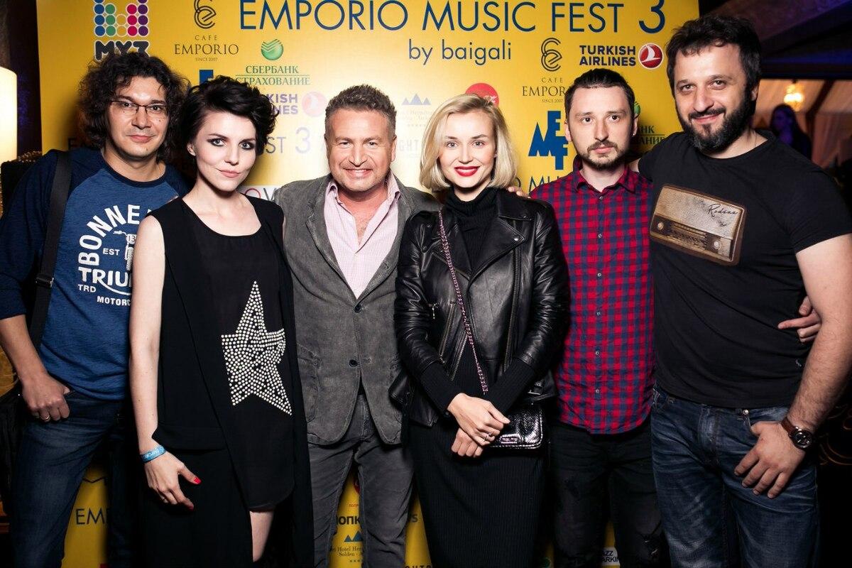 Леонид Агутин и Полина Гагарина выбрали десятого финалиста EMPORIO MUSIC FEST.
