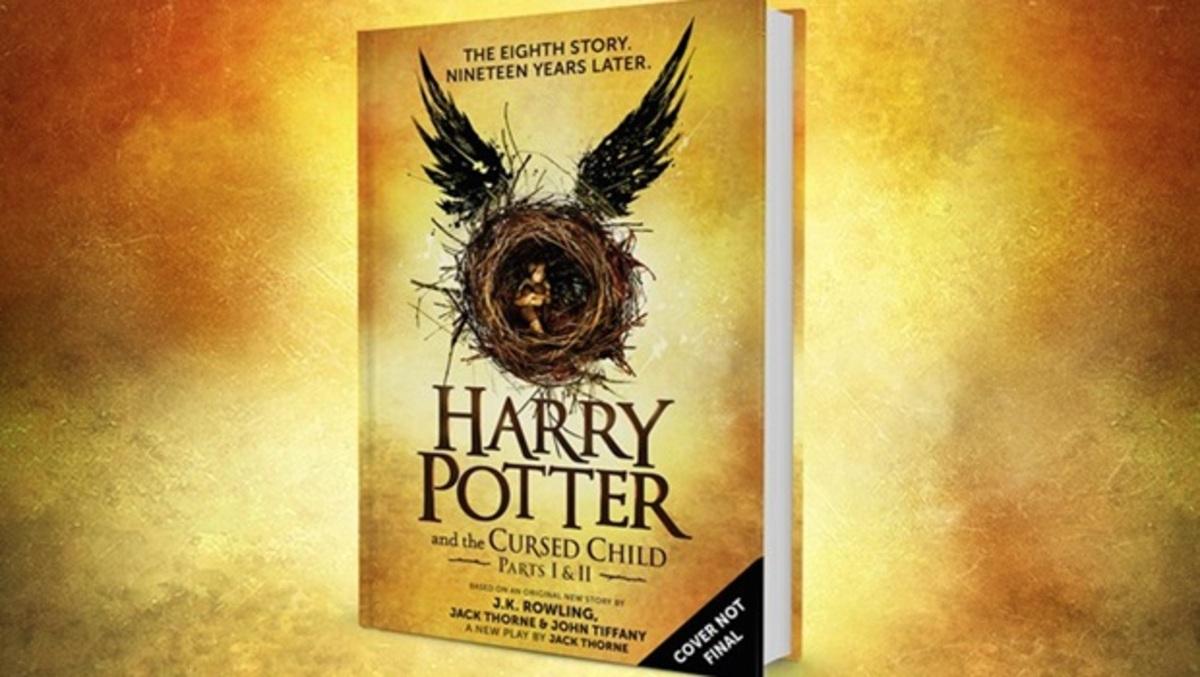 Книга «Гарри Поттер и Проклятое дитя» появится в России 5 августа