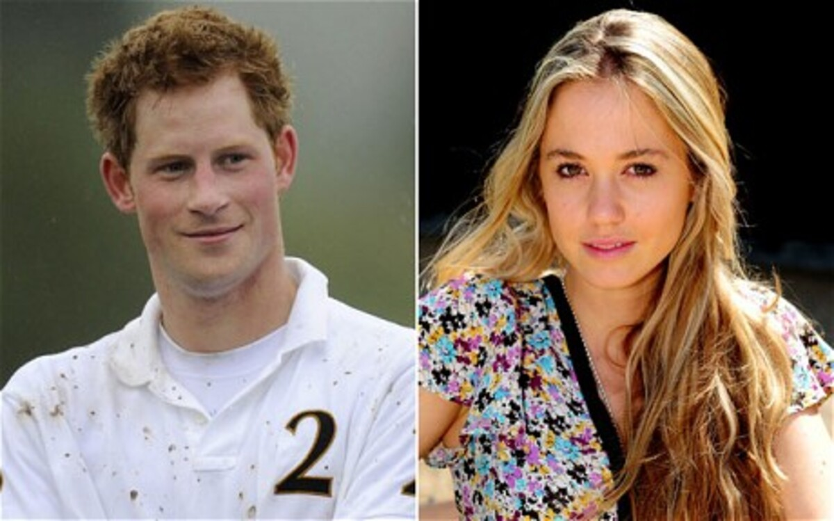 Принц Гарри расстался со своей девушкой