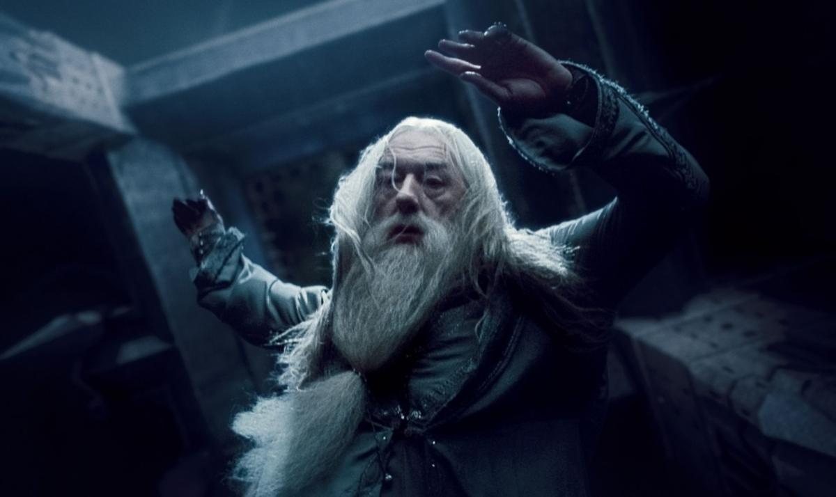 """Трейлер и кадры фильма """"Гарри Поттер и Дары смерти: Часть первая"""""""