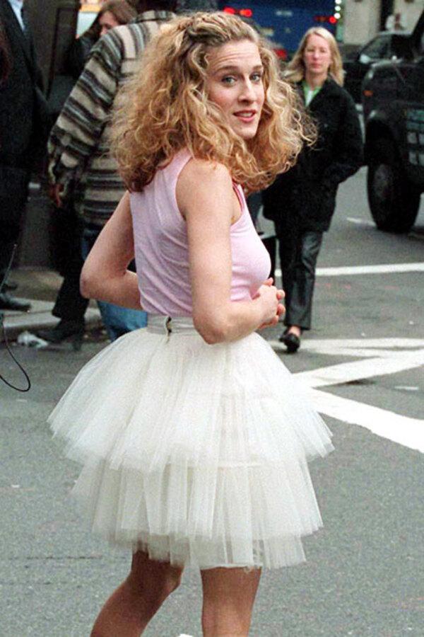 Сара Джессика Пакер: Lady Gaga похожа на Кэрри Брэдшоу