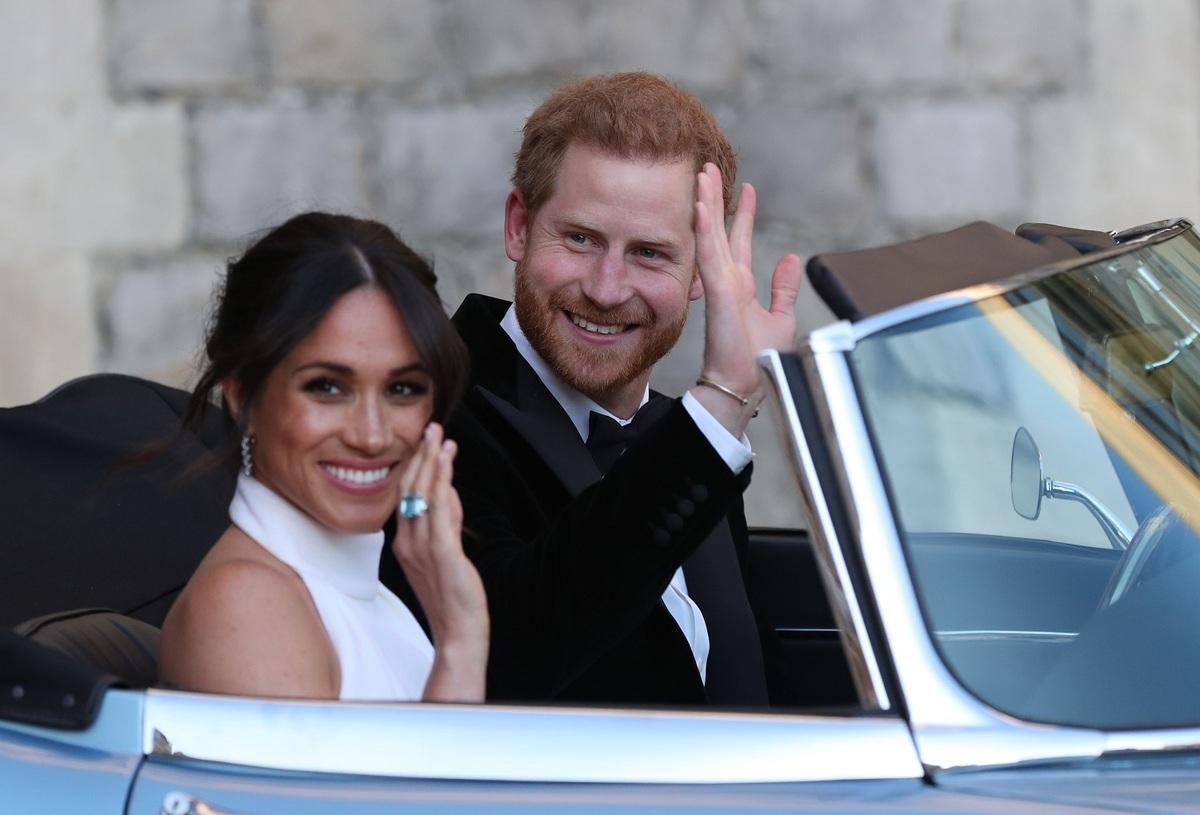 Фото: на каких машинах ездят принц Гарри, Меган Маркл, Кейт Миддлтон и другие члены королевской семьи