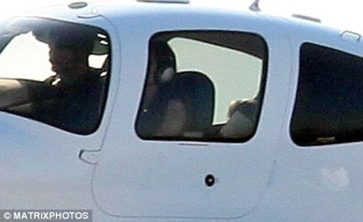 Анджелина Джоли любит брать с собой в полет Шайло