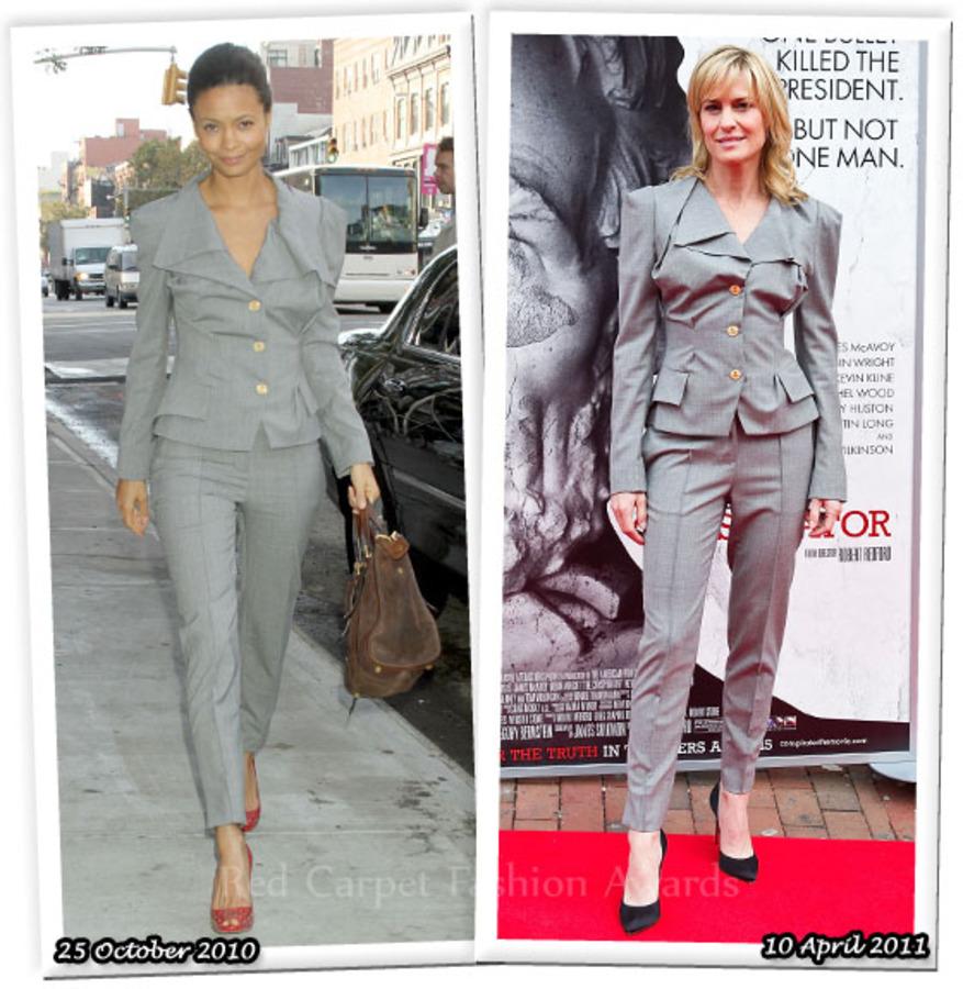 Fashion Battle: Тэнди Ньютон и Робин Райт