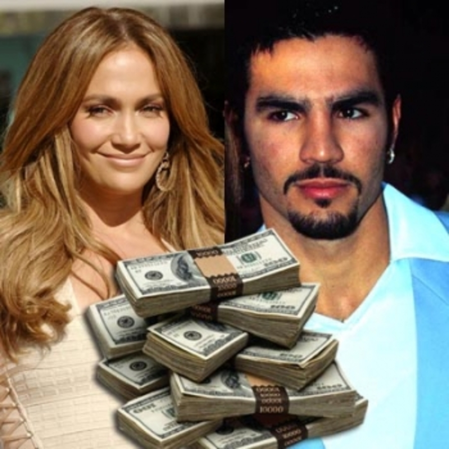 Дженнифер Лопес предъявили иск на сумму 10 тысяч долларов