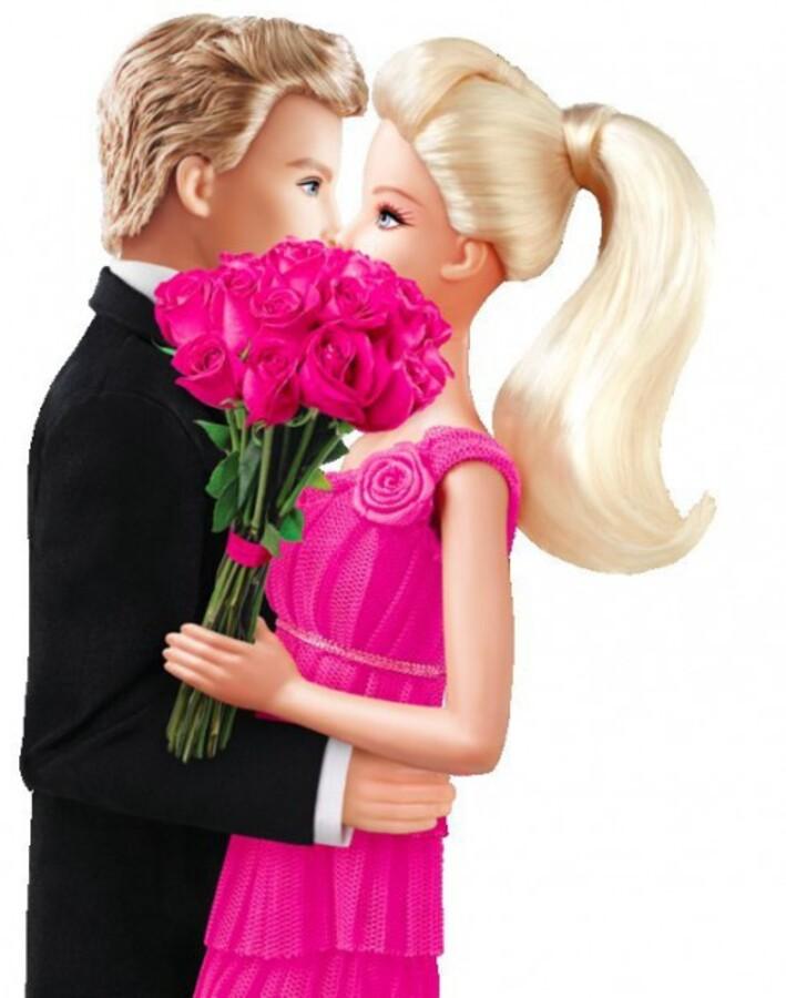 Барби и Кен снова вместе