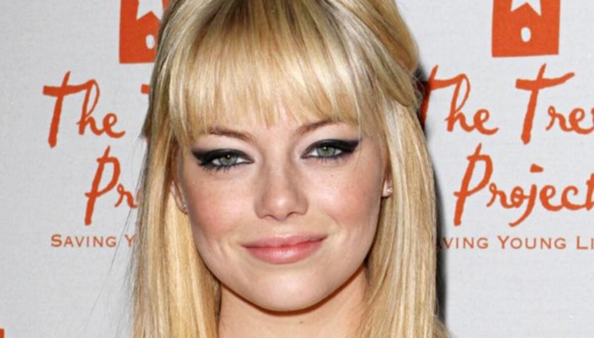 Эмма Стоун надеется, что быть блондинкой очень весело