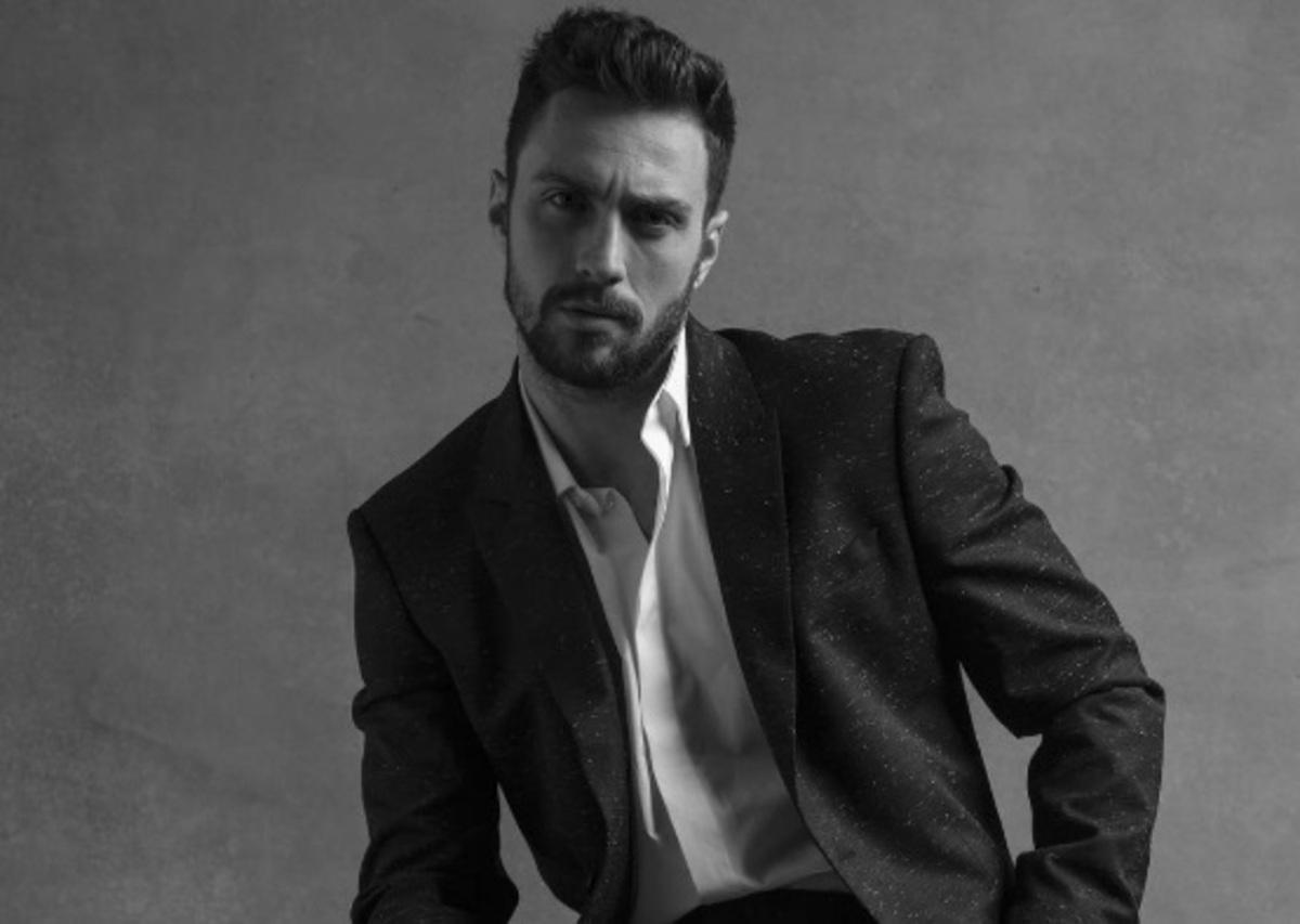 Аарон Тейлор-Джонсон стал лицом нового аромата Givenchy