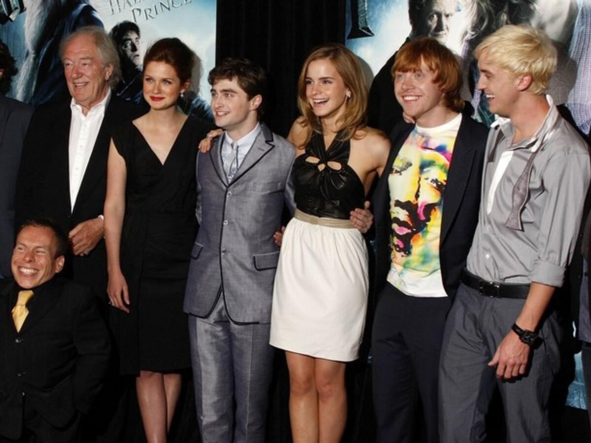 Премьера «Гарри Поттер и Принц-полукровка» в Нью-Йорке