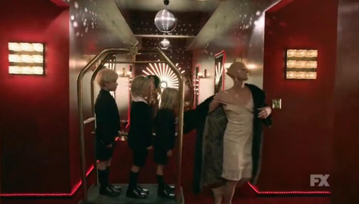 Видео: Леди Гага в новом тизере «Американской истории ужасов: Отель»