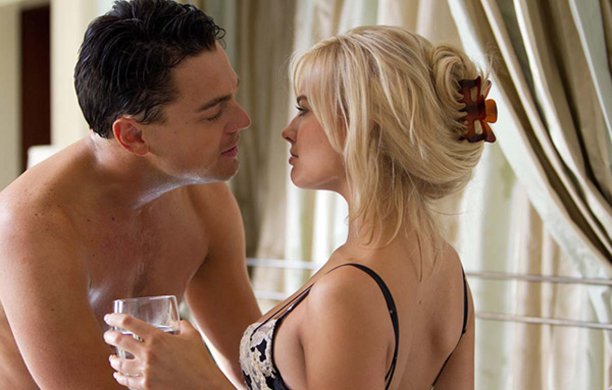 Марго Робби рассказала о съемках секс-сцены с Леонардо ДиКаприо