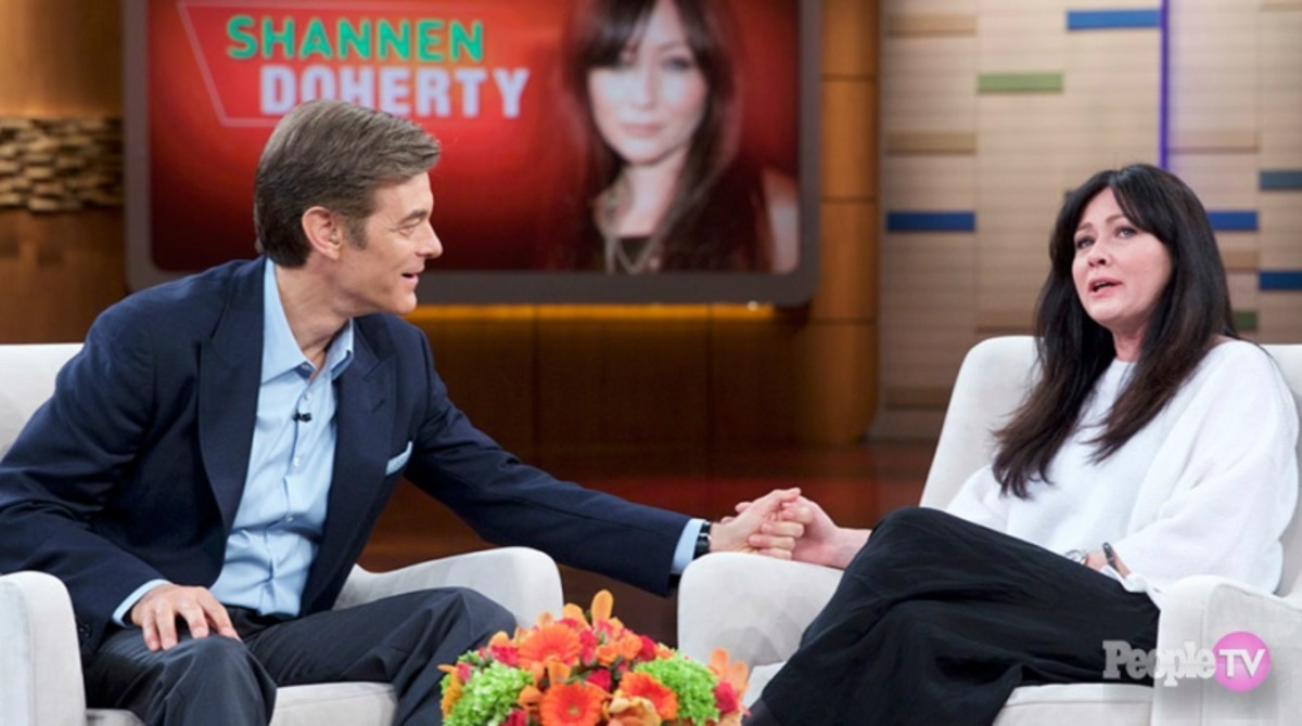 Звезда «Зачарованных» Шэннен Доэрти рассказала о борьбе с раком