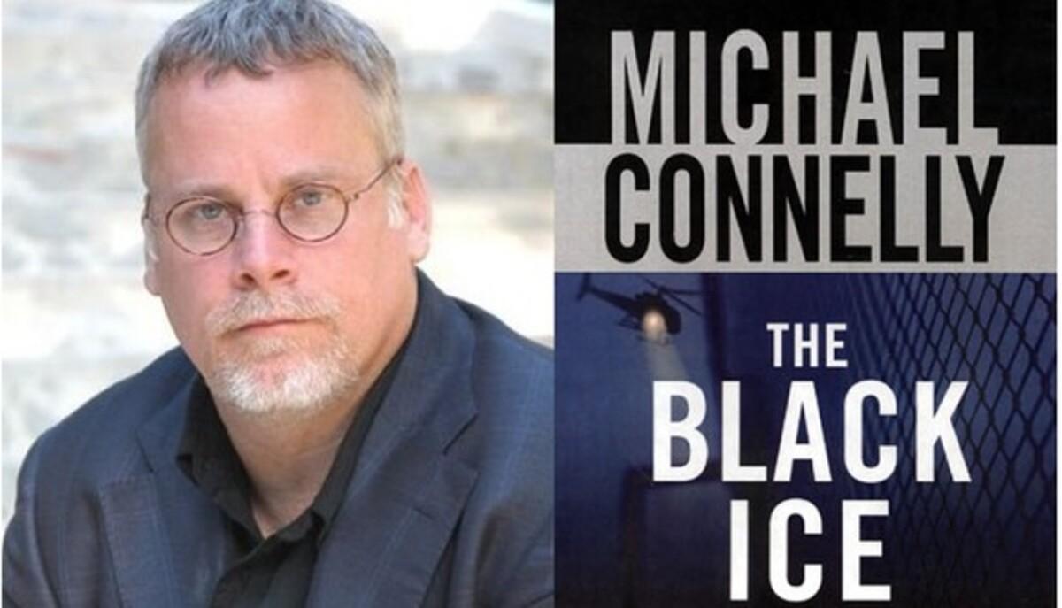 Майкл Коннелли ищет студию для экранизации своего романа «Черный лед»
