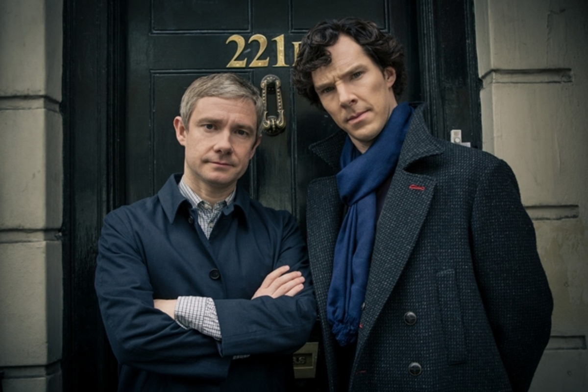 «Шерлок» может вернуться на экраны с новым рождественским эпизодом?
