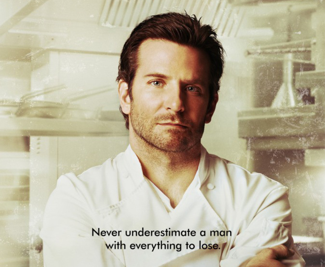 Брэдли Купер творит кулинарные чудеса в трейлере фильма «Шеф»