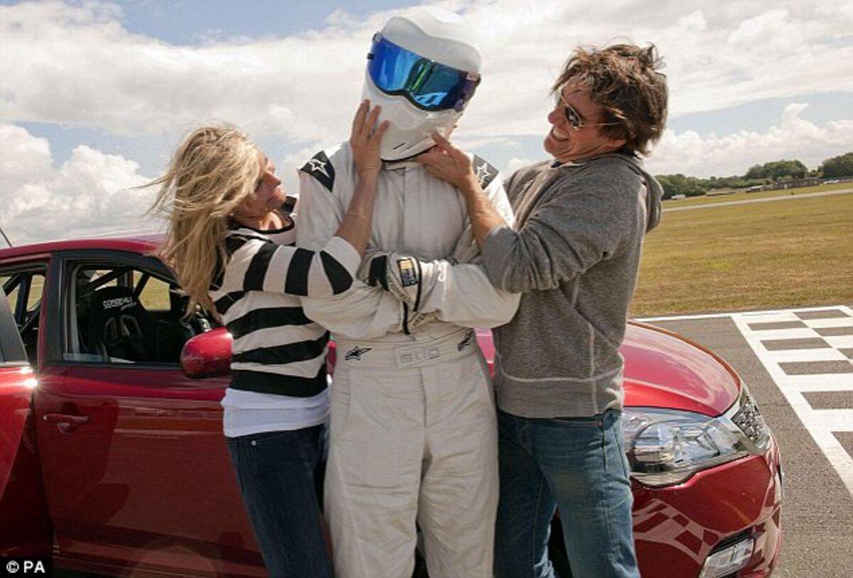 Кэмерон Диаз снялась в программе Top Gear