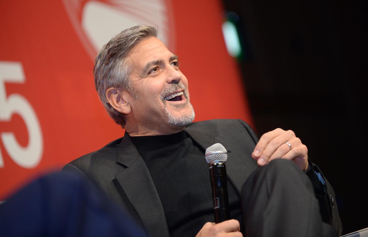 Джордж Клуни вступился за Киноакадемию США