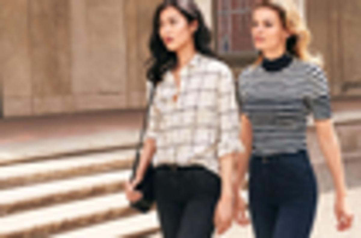 H&M представили новую коллекцию Modern Essentials из переработанных материалов
