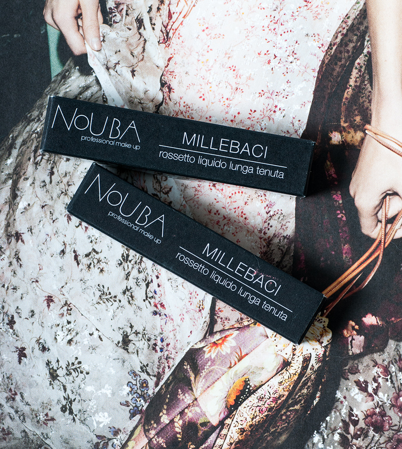 Секреты красоты: матовые помады от Nouba Millebaci
