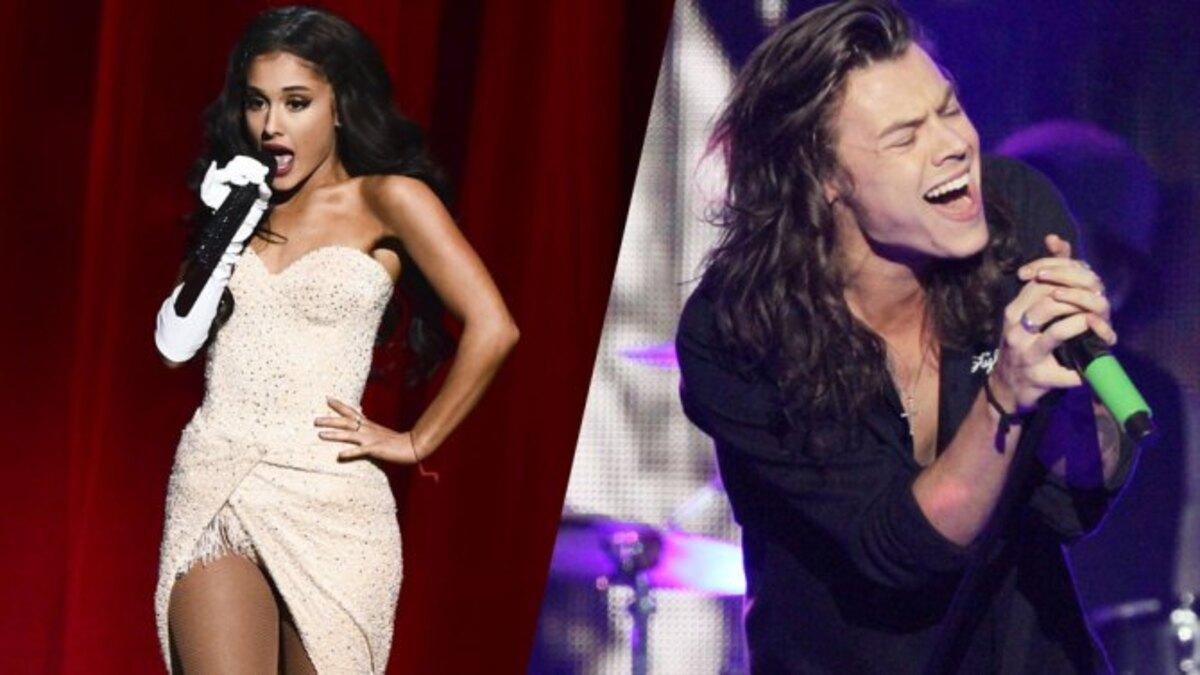 Ариана Гранде и One Direction возглавили список Twitter-трендов 2015
