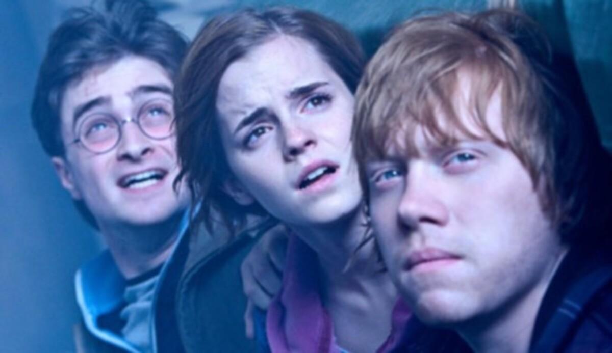 Новые кадры последнего фильма о Гарри Поттере