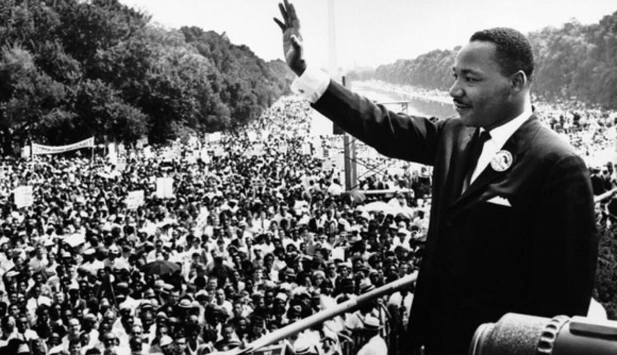 Совместный проект DreamWorks и Warner Bros. о Мартине Лютере Кинге