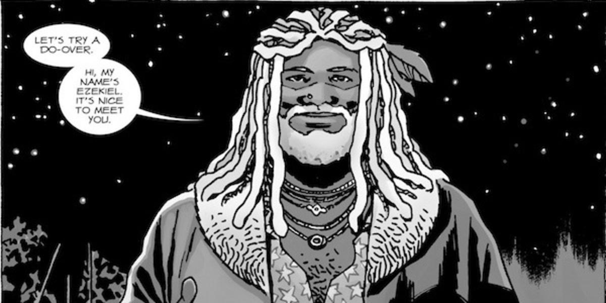 В 7 сезоне «Ходячих мертвецов» появится еще один важный персонаж из комиксов