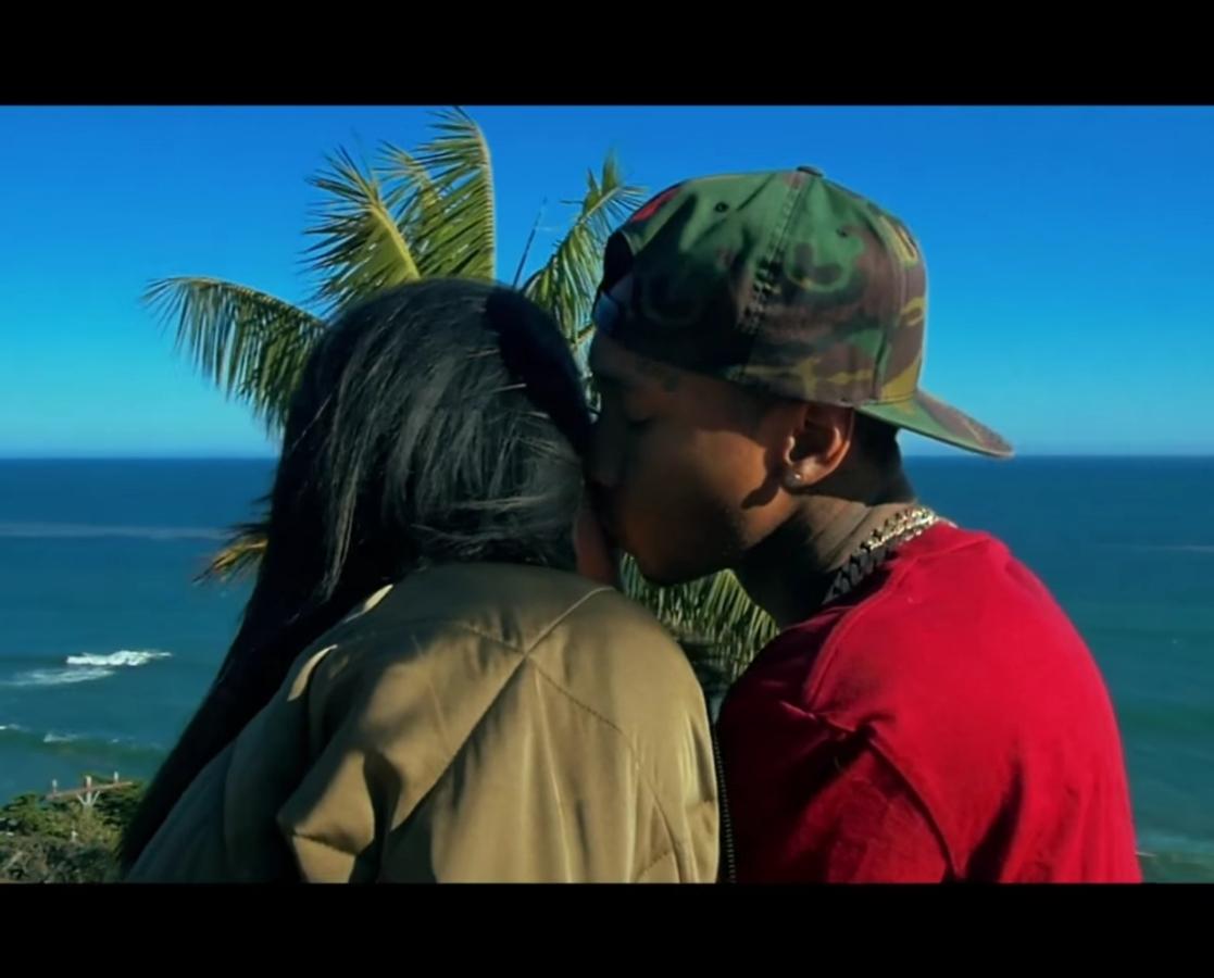 Кайли Дженнер снялась в новом клипе своего бойфренда Tyga