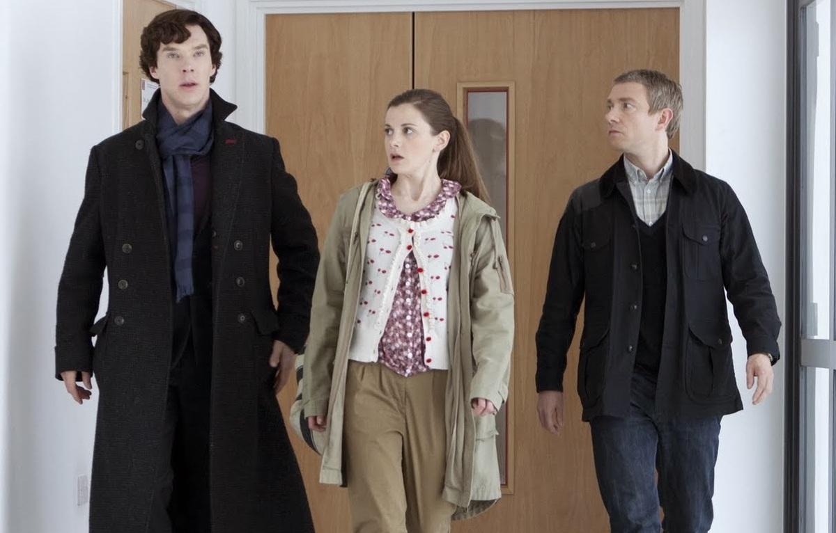 Молли из «Шерлока» считает, что у сериала не будет 5 сезона