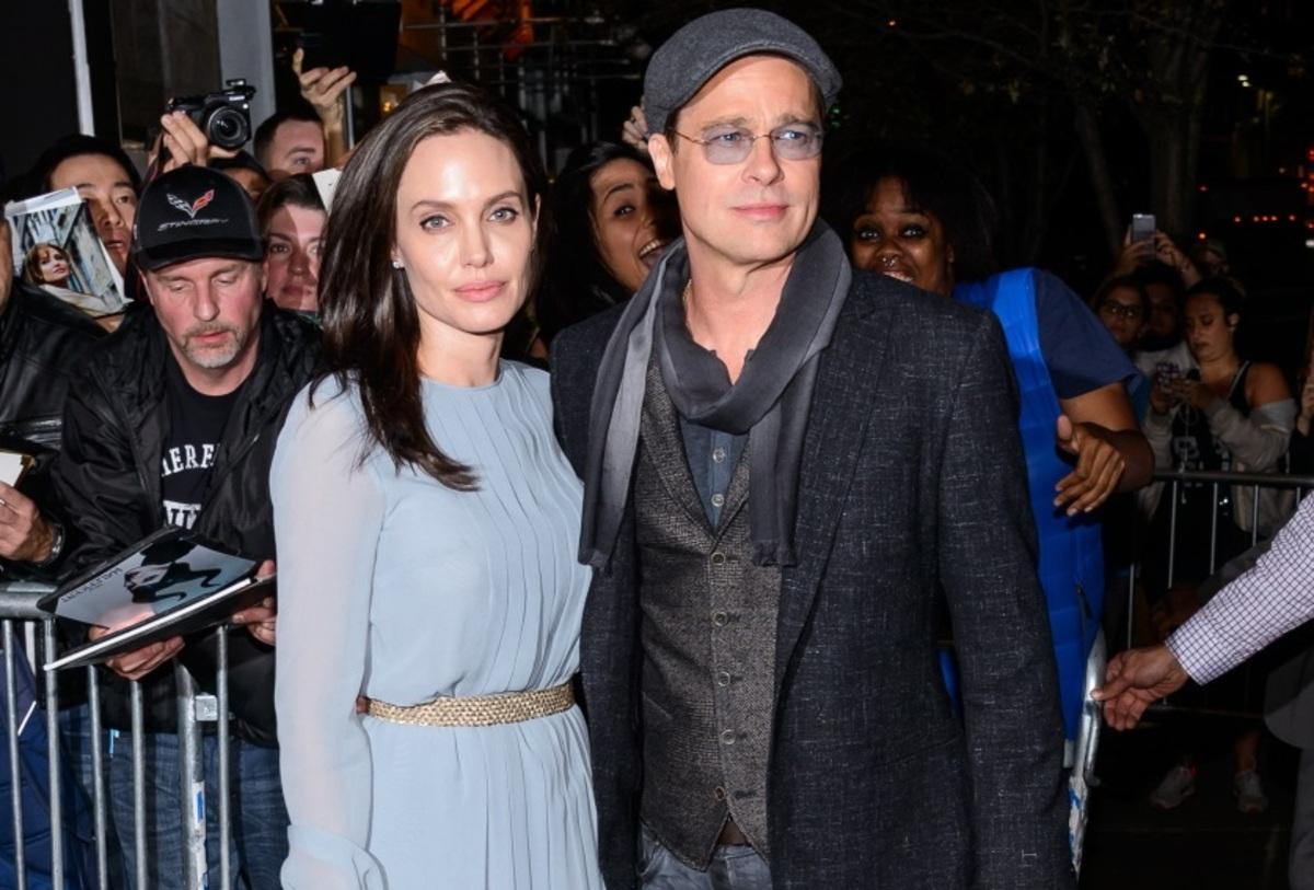 Анджелина Джоли и Брэд Питт возобновили общение друг с другом