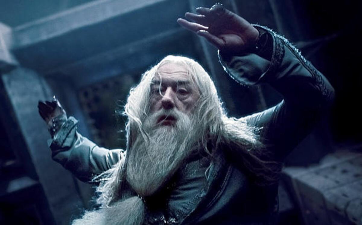 Джоан Роулинг назвала Дамблдора своим любимым персонажем из «Гарри Поттера»