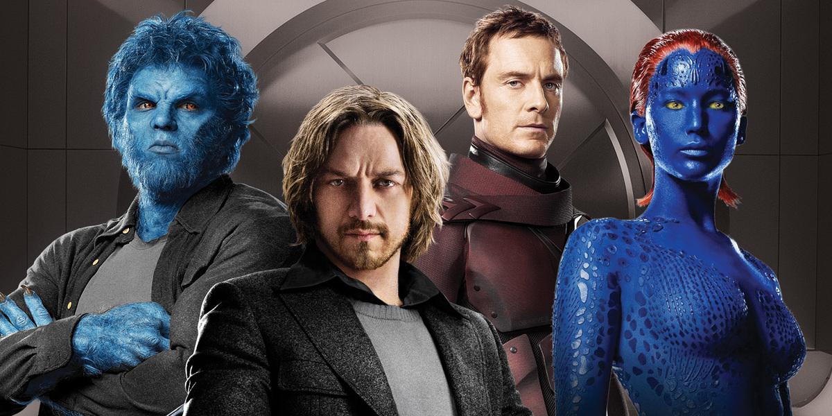 Создатели «Людей Икс» хотят вернуть Фассбендера, МакЭвоя и Лоуренс