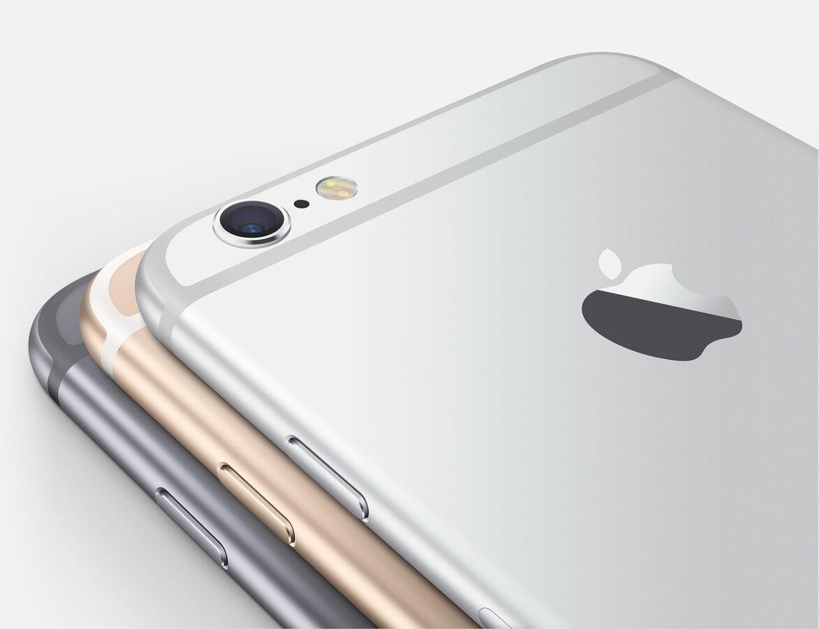 Стали известны цены на новые смартфоны iPhone 6s и iPhone 6s Plus