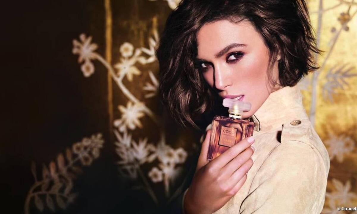 "Первый взгляд на Киру Найтли для рекламы Chanel ""Coco Mademoiselle»"