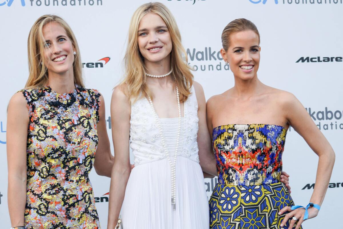 Звезды на званом вечере Walkabout Foundation Gala в Лондоне