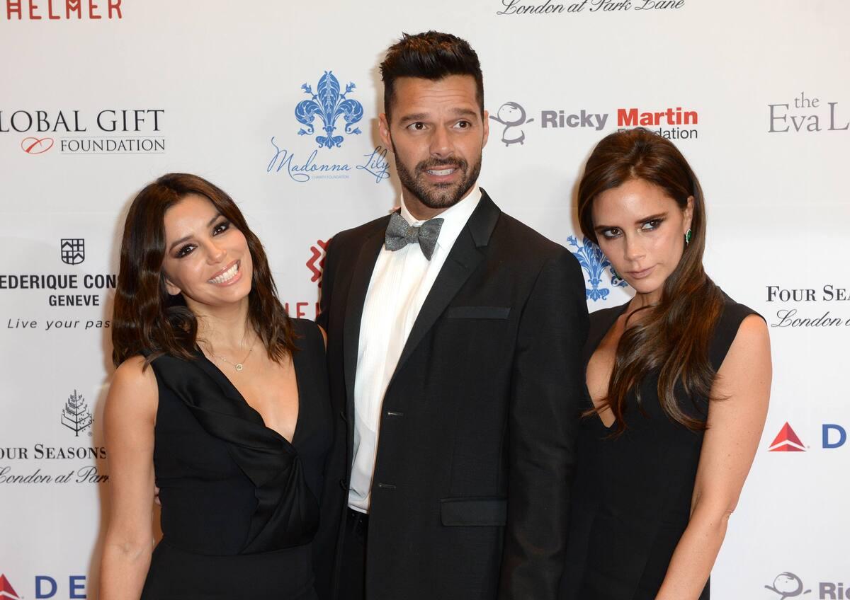 Звезды на званом вечере Global Gift Gala