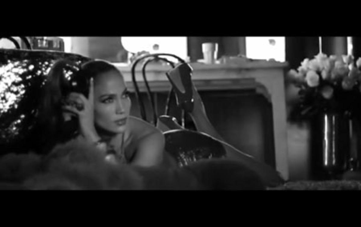 Тизер клипа Дженнифер Лопес - Good Hit