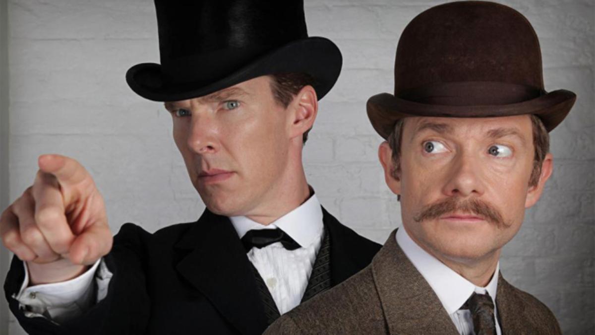 Создатели сериала «Шерлок» рассказали о «викторианском» спецвыпуске