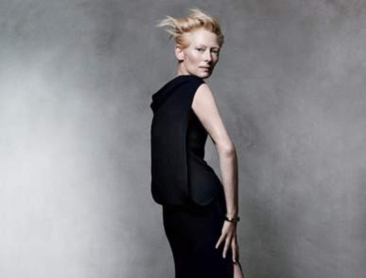Тильда Суинтон — женщина года по версии журнала GQ
