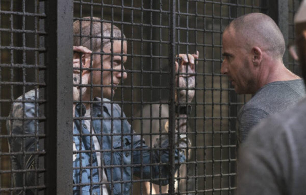 Создатели «Побега» показали новый трейлер 5 сезона