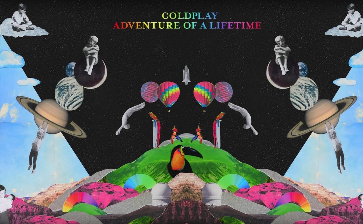 Coldplay представили новую песню - Adventure of a Lifetime