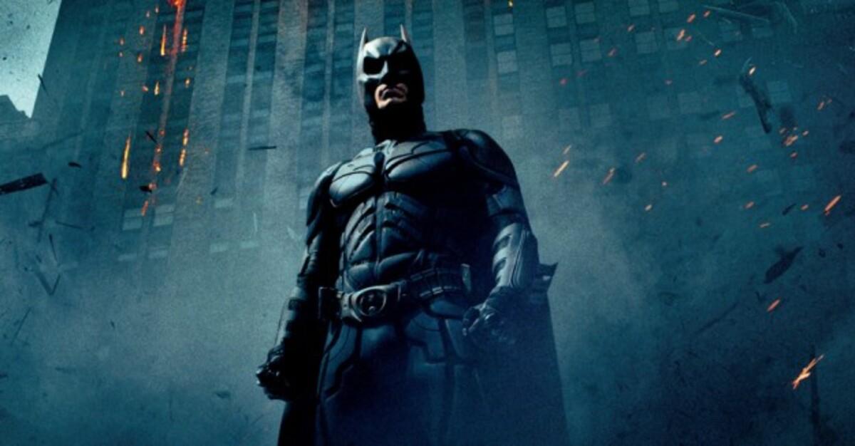 Видео: вся трилогия «Темный рыцарь» за 90 секунд