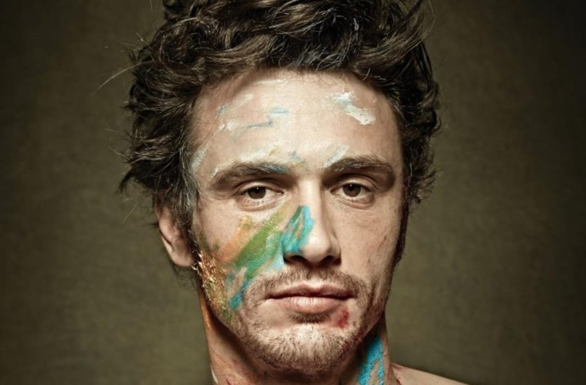 Джеймс Франко в фотосете для New York Magazine