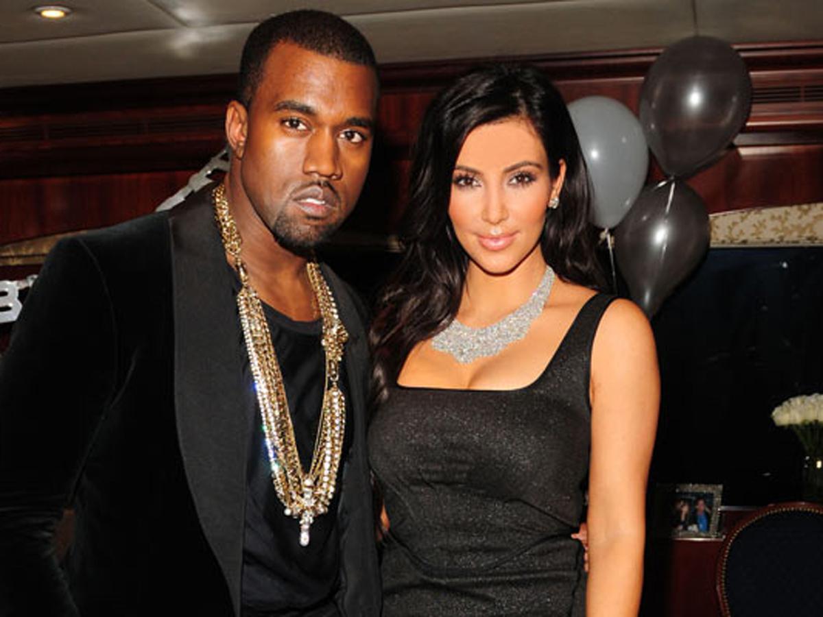 Ким Кардашьян получила в подарок на 35-летие бюстгальтер за $5 млн
