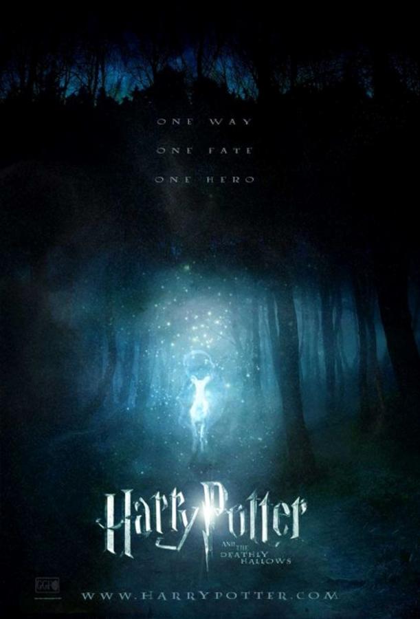 """Эксклюзивный тизер фильма """"Гарри Поттер и Дары смерти: Часть первая"""" с MTV Movie"""